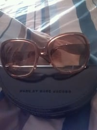 Brown marc by marc jacobs authenti sunnglasses 40  Laval, H7W 4E6