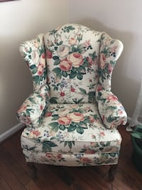 Set of Two Chairs (Floral)