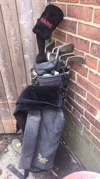Used Ram golf clubs Baltimore, 21231