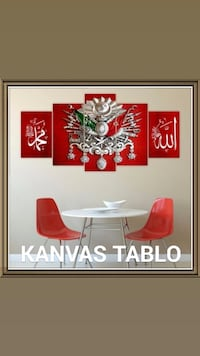 KANVAS TABLO Ankara