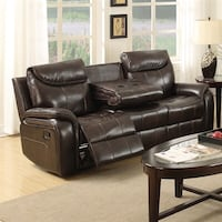 Recliner couch with cup holder  Hamilton, L8W 3A1