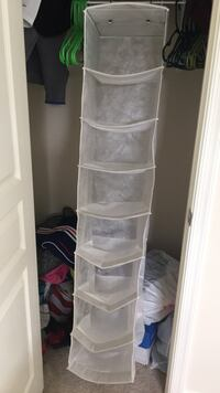 Accessory holder. Can be used for clothes, bathing suits, gloves, socks, etc: Virginia Beach, 23462