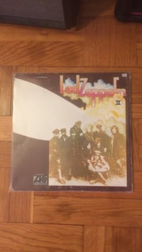 Led zeppelin ii vinyl