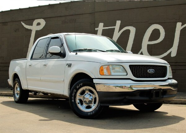 2003 Ford F150 For Sale >> 2003 Ford F150 Lariat Crew Cab