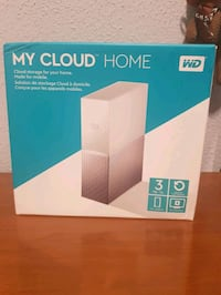 My Cloud Home 3 TB Madrid, 28038