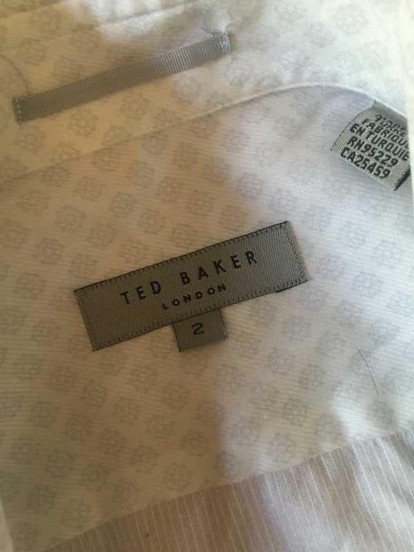d68c7ad3d08 Used ted baker london 2 label tag for sale in Novato - letgo