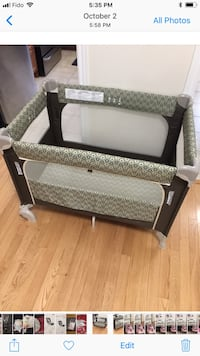 Foundation playpen new condition  Vaughan, L4H 3V7