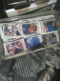 assorted baseball trading card collection East York, 17402