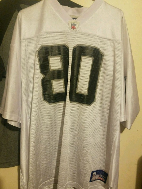 0bfb4c4ca Used Reebok Oakland Raiders Jerry Rice Jersey for sale in Salinas - letgo