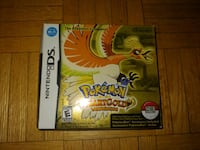 Pokemon Heart Gold Complete with pokewalker insert Toronto, M6L 1A4