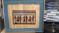 Wall decor Egyptian papyrus authentic Kelowna, V1Y 6Y1