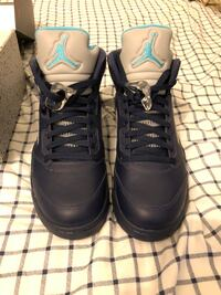 Air Jordan Retro 5 Pre Grapes  Vaughan, L4J 8N4