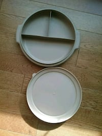 Tupperware food container Beige GUC Calgary, T2Z