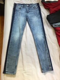 Pacsun striped skinny jeans Madison Heights, 48071