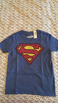 New Old Navy boys Superman T-shirt sz.5 Laval, H7K 1Y5