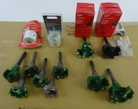 Lot of Selfeed Saw Bit and Bi-metal Hole Saw new Independence, 44131