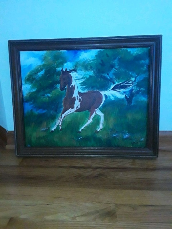 Horse painting 8afe8989-3e2c-493a-a1a0-bf80428d5033