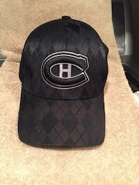 MTL Canadiens fitted cap Montréal, H8R 3Z7