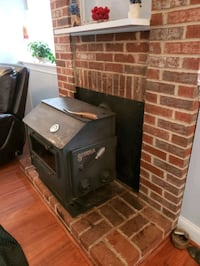 Chimney cleaning  Fairfax