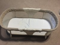 Summer infant by your side sleeper , co sleeper bassinet crib  Brampton, L6V 4T7