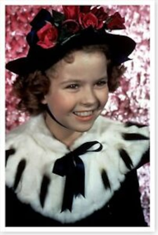 "Shirley Temple in ""The Little Princess"" DVD (Color) 4"