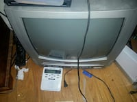 gray and black CRT TV Cleveland, 37323