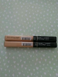 Maybelline fitme concealer #20 x 2