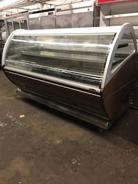 7 Ft Deli Case  New York, 11234
