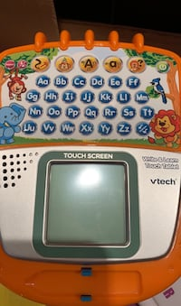 Vetch write and learn touch tablet. Toronto, M1E 4B3