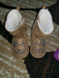 Baby boot size 5 new one