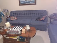 Couch and loveseat AUDUBON