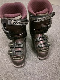 Nordica ladies boots size 23/23.5 Arlington Heights, 60004
