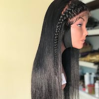Perruque lace wig cheveux vierge ( raw virgin ) Arcueil, 94110