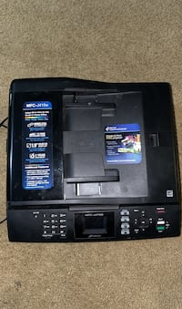 Printer with Fax