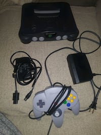 N64 System w/ Game Fort Collins, 80524