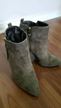 Steve madden grey booties  Mississauga