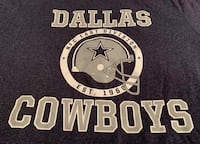 Large Dallas Cowboys NFC East 1960 NFL Football Shirt