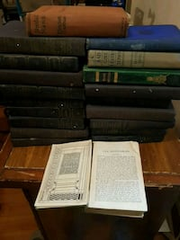 World's grestest works and books fromearly 1900's Surrey, V3T 2T3