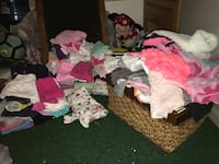 0-3 and 3-6 baby girl clothes Glens Falls, 12801