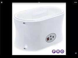 Spa Salon Hair Removal Hot Paraffin Wax Warmer Machine.....