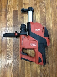 Hilti TE 4-A22 Rotary Hammer Drill And Dust Vacuum With Charger And extra Battery like New Lanham, 20706