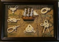Price Drop. Two Shadow Boxes Mount Pleasant