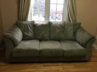 Fabric Couch: $170 Toronto