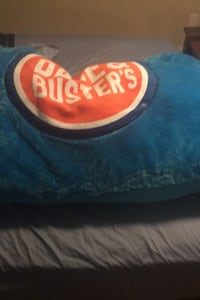 "Giant ""Dave & Busters"" Pillow"