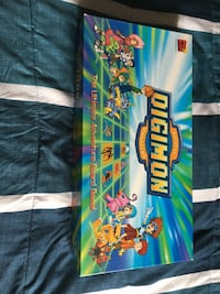 Digimon Board Game St Catharines