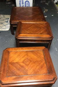 Coffee table and two side tables Chalmette, 70043