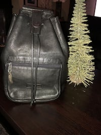 Kenneth Cole from 1990's all leather backpack hardly used