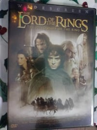 Lord Of The Rings 2 DVD Set