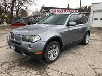 2007 BMW X3 All Wheel Drive/Automatic/Leather/Roof/Certified Scarborough, ON M1J 3H5, Canada