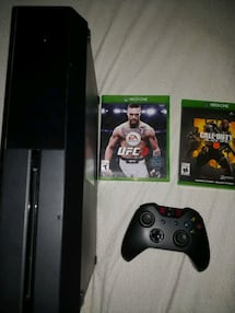 X-Box One w/ Controller & 2 Games